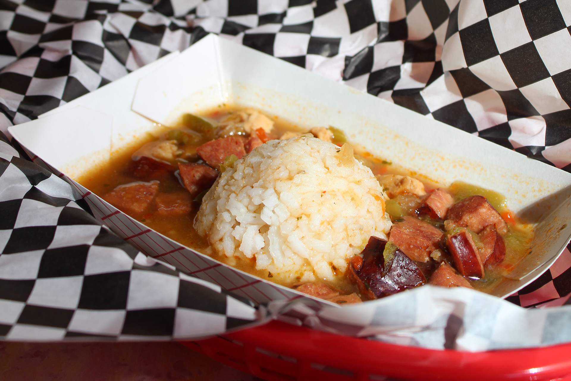 kc daiquiri shop chicken gumbo